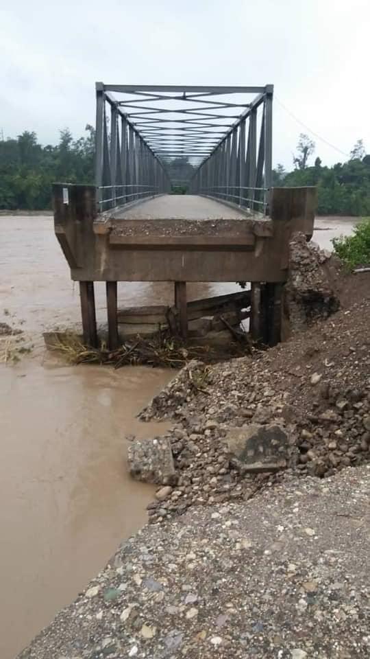accesses to Ira Bere bridge