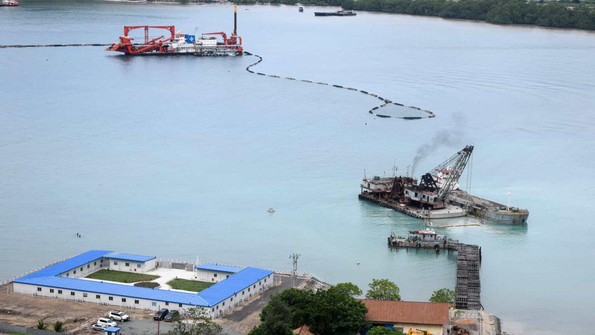 Port of Tibar Project in Timor Leste Wins International Award