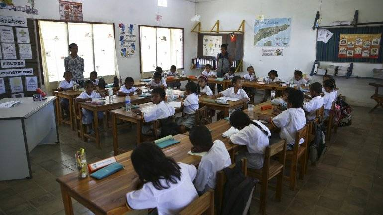 Timorese Minister of Education Counts on Portugal to Continue Teacher Training